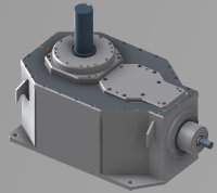 KPV - 315F special gearbox
