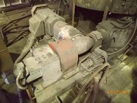 Application of KPV - 315F gearbox