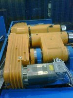 Application of gearbox  MFD 13