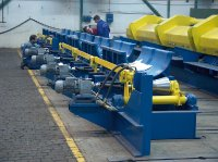 E BOX I in drive application of conveyor