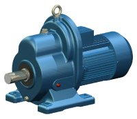 In-Line Helical Gearmotors  TS 031 329 / TS 031 331 - Incomparable price/output ratio...