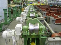 POT 330 gearbox in drive application of  production line